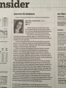 Melissa Harrison Star Tribune
