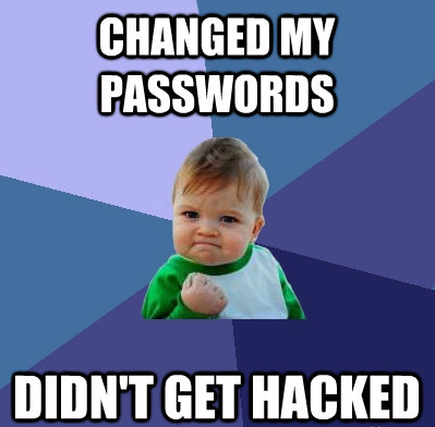 PasswordMeme