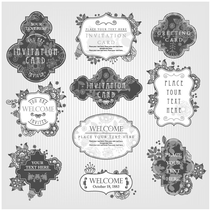 labels examples