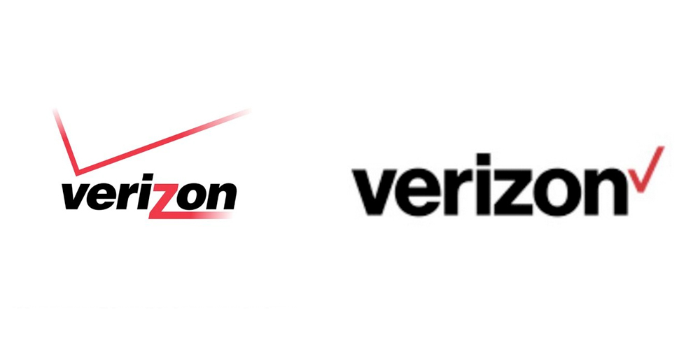 verizon old and new logo