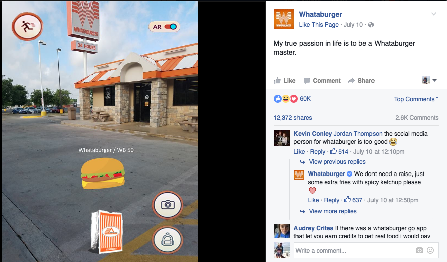 whataburger pokemon go