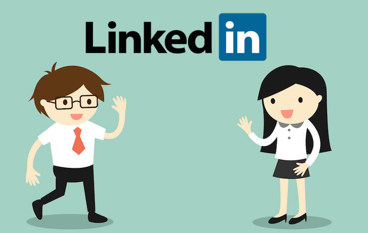 say hello to new linkedin pages